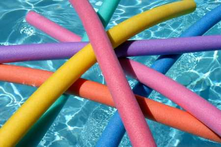 16 post-summer uses for pool noodles and other summer clearance items