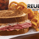 Arby's offers free fries and drink with Reuben purchase