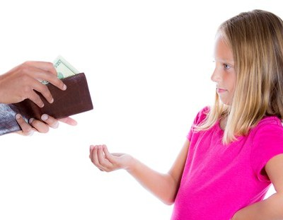 Why I'm going to spend less on my kids