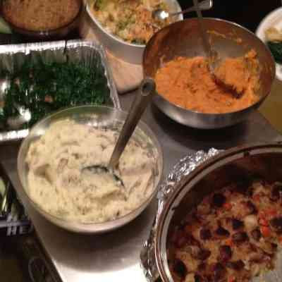 What to do with leftover Thanksgiving side dishes
