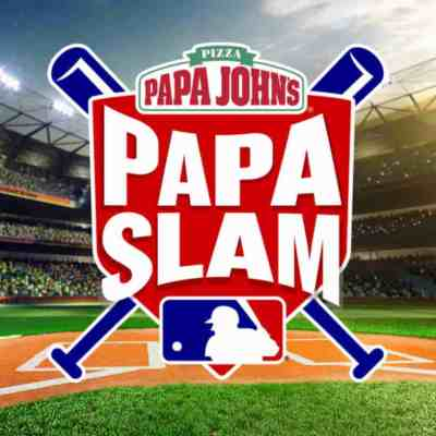 Papa John's: Grand slam = 40% off pizza