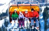 ski chairlift
