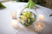 How to make inexpensive wedding centerpieces