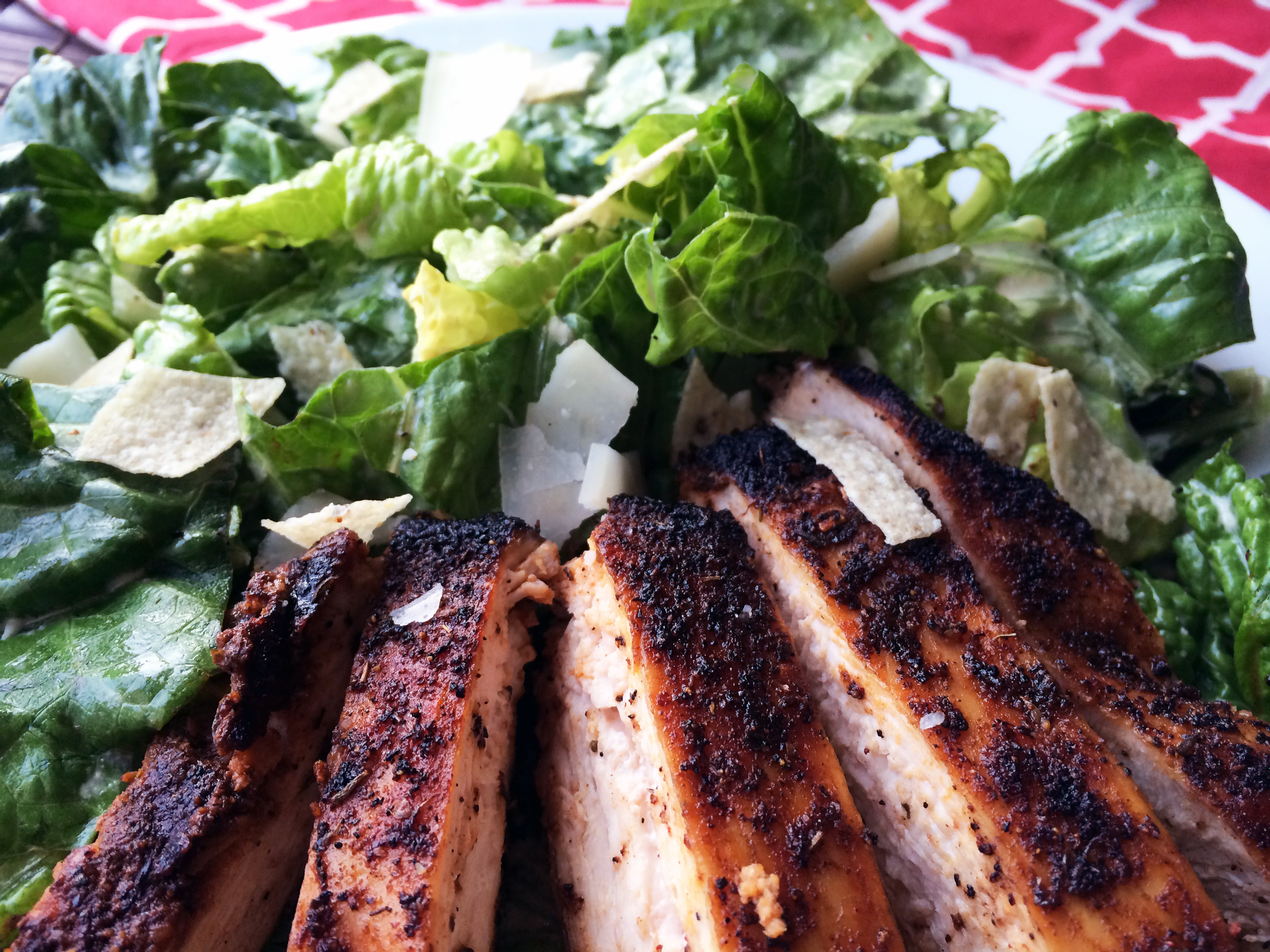 Fullsize Of Blackened Chicken Recipe