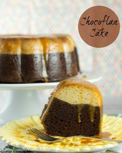 How To Make Chocoflan Recipe In Spanish | Besto Blog