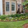 ガーデニング庭花壇の簡単な作り方