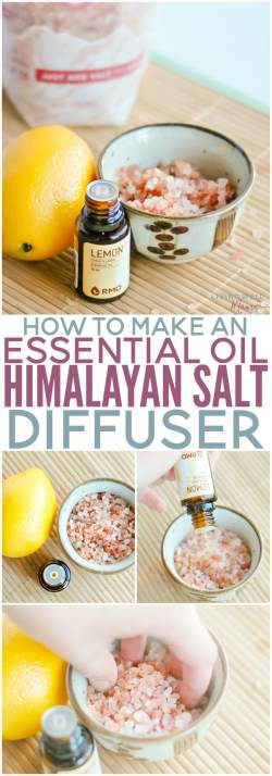 Mind How To Make A Himalayan Salt Diffuser One Easiest Waysto How To Make An Essential Oil Himalayan Salt Diffuser How To Make Salt Water Taffy How To Make Salt Pickles