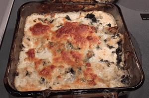 Baked Artichoke Spinach Dip Recipe