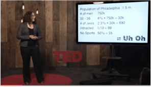 Amy Webb's TED talk