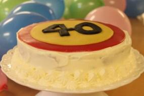 guinness chokladtårta 40 års tårta