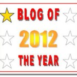 FD225 – Blog of the Year 2012 Award
