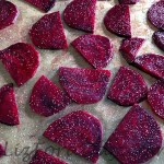 Quick, Easy & Super Scrumptious Beet Chips