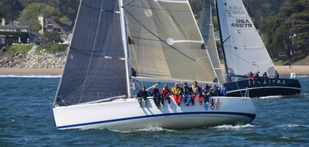Liz Racing Sailboats