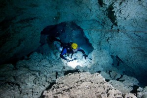 Check out dive in Kristal Cave