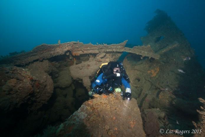 Wreck of the Milora