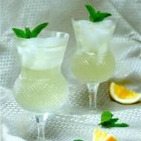 Meyer Lemon Mojito