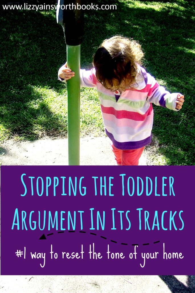 stop the toddler argument in its tracks