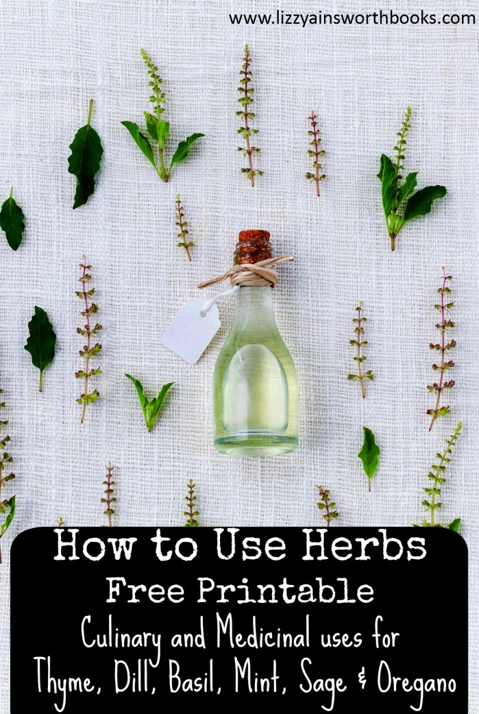 How to Use Herbs