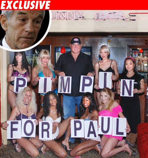 Prostitutes endorse Ron Paul for President