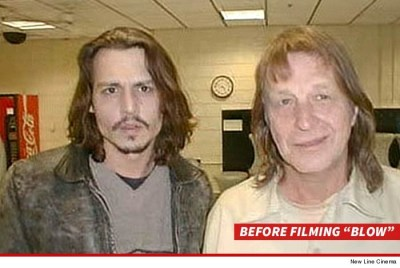 'Blow' Movie Inspiration; George Jung BACK IN JAIL for Violating Parole