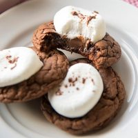 Hot Chocolate Cookies (and giveaway)