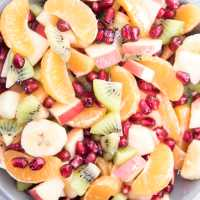 Winter Fruit Salad
