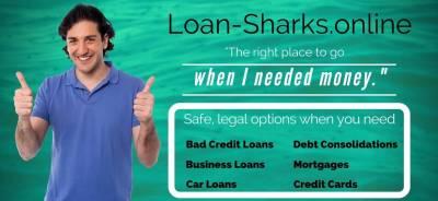 Home - Loan Sharks Online