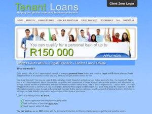 Tenant Cash Loan