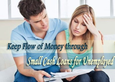 Handle Your Finances through Small Cash Loans for Unemployed People | Loan Store