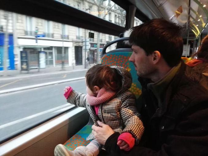 París en autobús