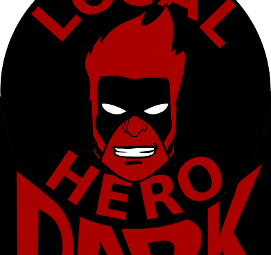 dark, darkness, local hero press