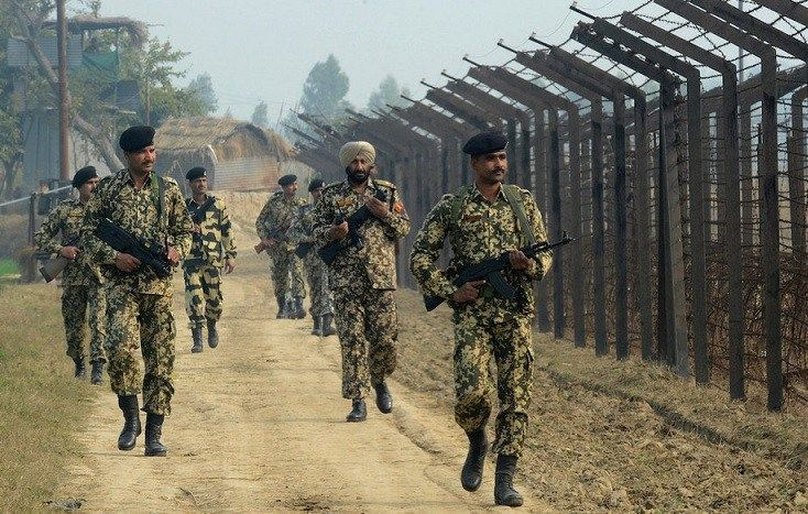 HM to review security along Indo-Pak border in Raj tmrw