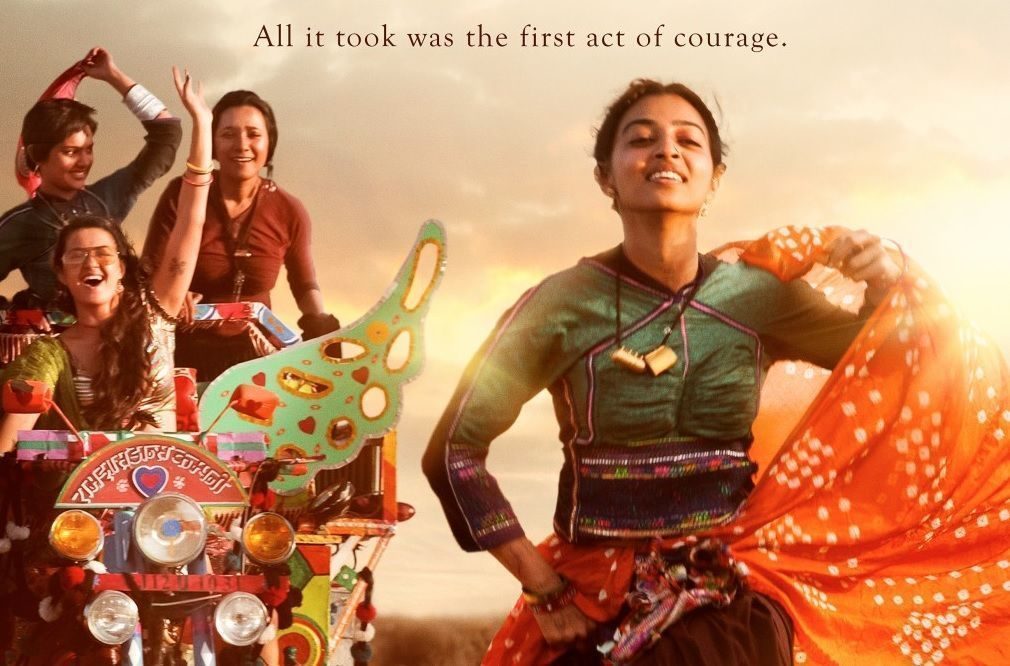 Ajay Devgn introduces Parched on Twitter