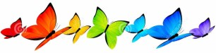 rainbow-butterflies-border-your-design-white-background-40189339