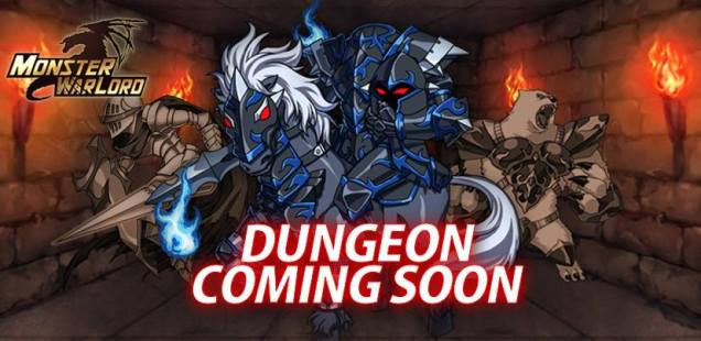 Monster Warlord: Dungeon Information