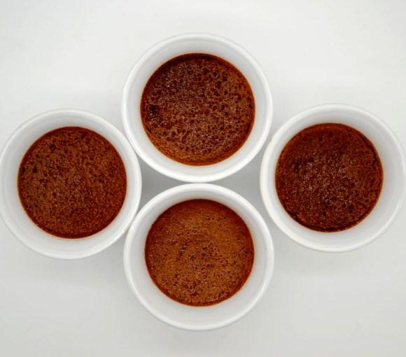 Crème au chocolat selon Pierre Marcolini