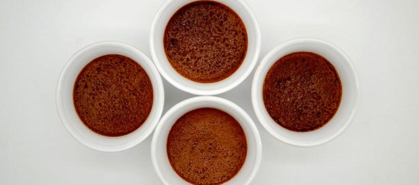 Crème au chocolat, selon Pierre Marcolini