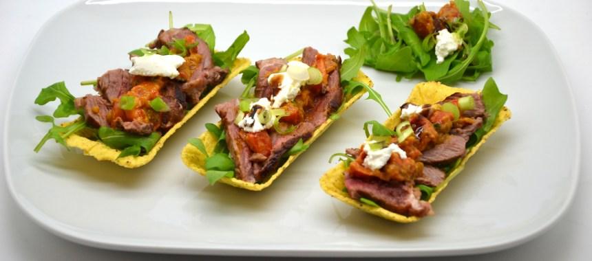 Tacos revisités, à l'italienne…
