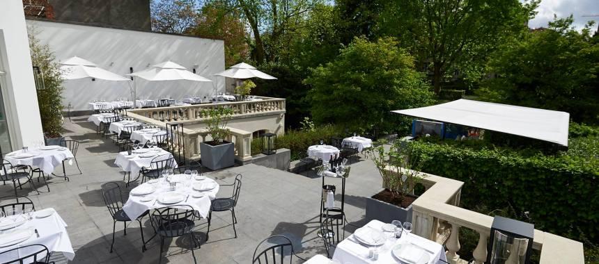Les 10 terrasses les plus agréables de Bruxelles