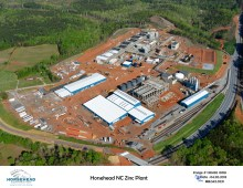 HORSEHEAD Corporation SX/EW Plant