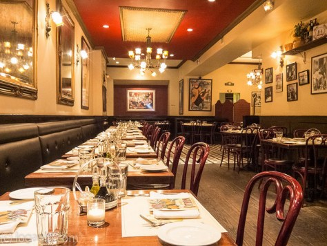 Bistro Citron in the UWS