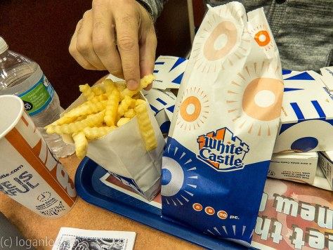 White Castle in NYC
