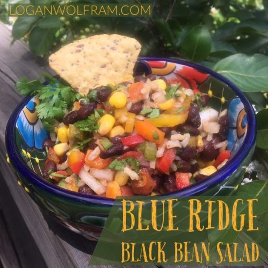 Blue Ridge Black Bean Salad
