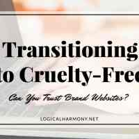 Transitioning to Cruelty-Free: Can You Trust Brand Websites?