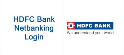 HDFC Netbanking Login on netbanking.hdfcbank.com - Login.Expert