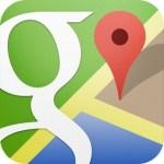 【iPhone】Googleマップがアップデート!Gmail 連絡先の住所検索や、よく使われるカテゴリーの1タップ簡単検索など(ver.1.1)
