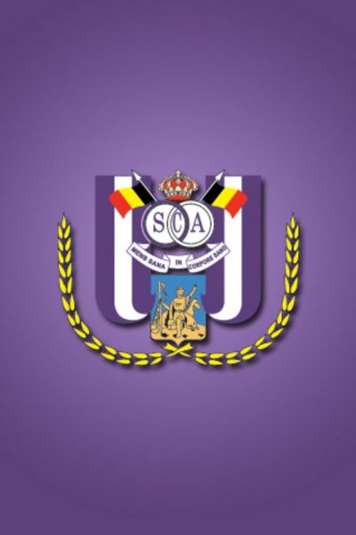 RSC Anderlecht Logo 3D Download in HD Quality
