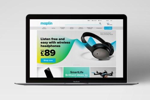 maplin_website