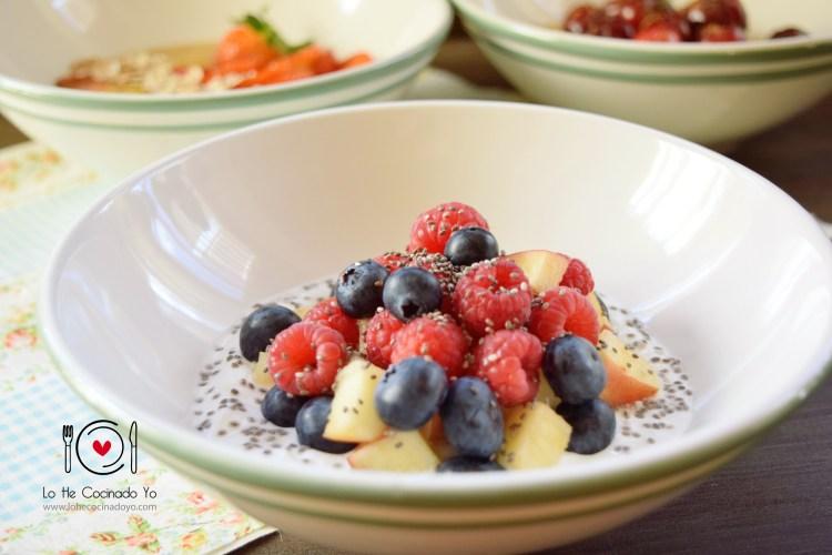 3 Desayunos Saludables