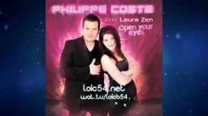 Philippe Coste Feat Laura Zen - Open Your Eyes